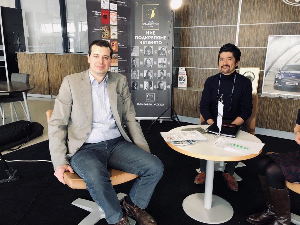 """""""Чета, следователно съм"""" – интервю с Масухиро Ояма, МОТО-ПФОЕ"""